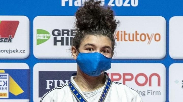 Дзюдоистка Таймазова выиграла бронзовую медаль Олимпиады в Токио