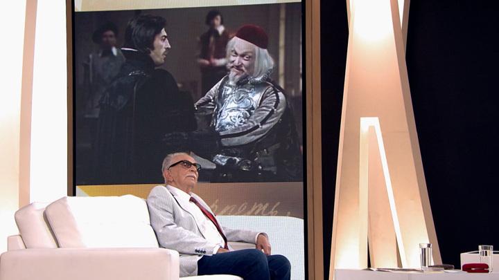Эрнст Романов рассказал, как в молодости играл стариков