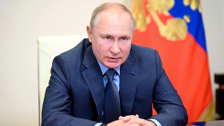 Путин запустил движение по второму Байкальскому тоннелю