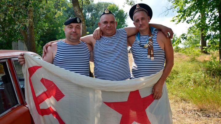 Украинскому мэру грозит 5 лет тюрьмы за фото с советской символикой