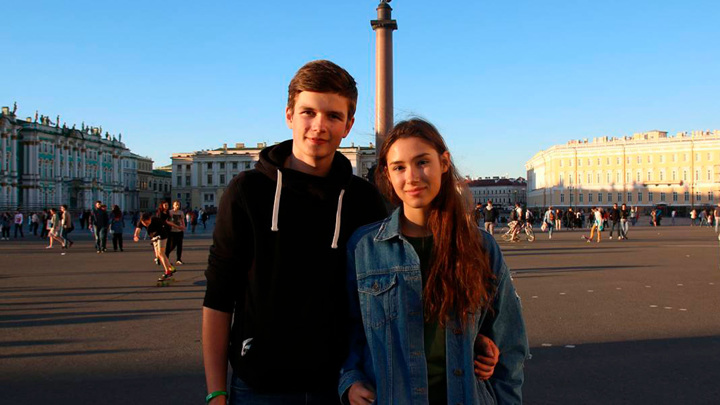 Дина Немцова и Дмитрий Матевосов / Фото: instagram.com/_mmd_888_/