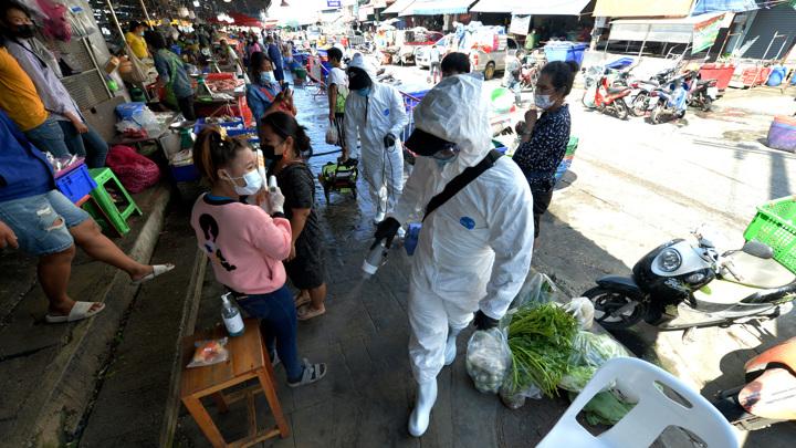 ООН: Мьянма может стать суперраспространителем коронавируса