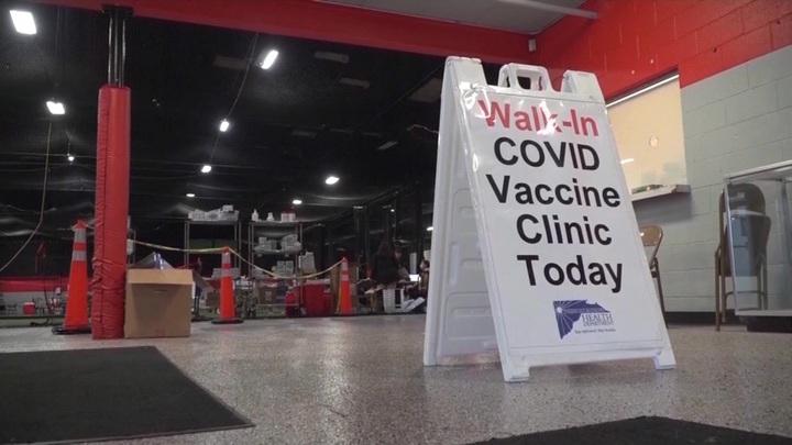 Три четверти заболевших COVID-19 во время вспышки в Массачусетсе ранее полностью привились от коронавируса