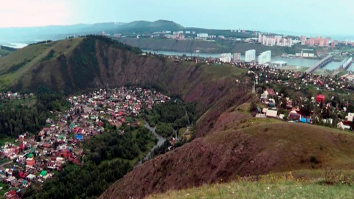 Самая длинная лестница в России появится в Красноярске