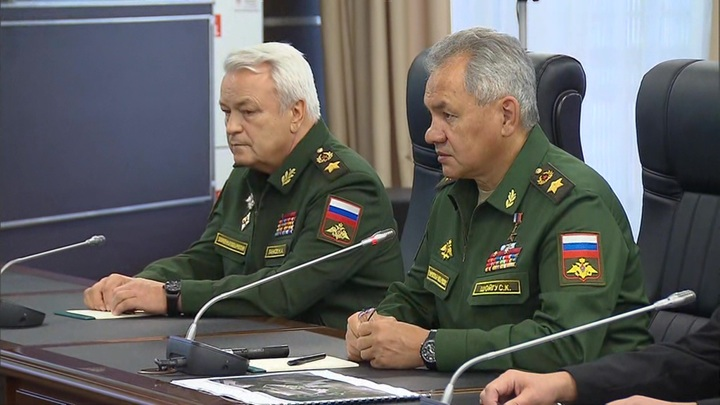Шойгу и  Воробьёв подписали соглашение о цифровизации военкоматов