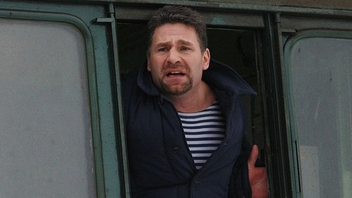 """Актера """"Штрафбата"""" нашли с тяжелыми травмами в московской квартире"""