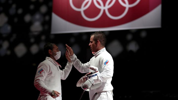 Песков заявил, что в Кремле гордятся победами российских спортсменов на Олимпиаде