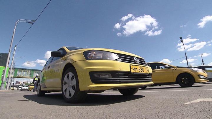 Запуск системы мониторинга такси в столичном регионе перенесли на 14 августа