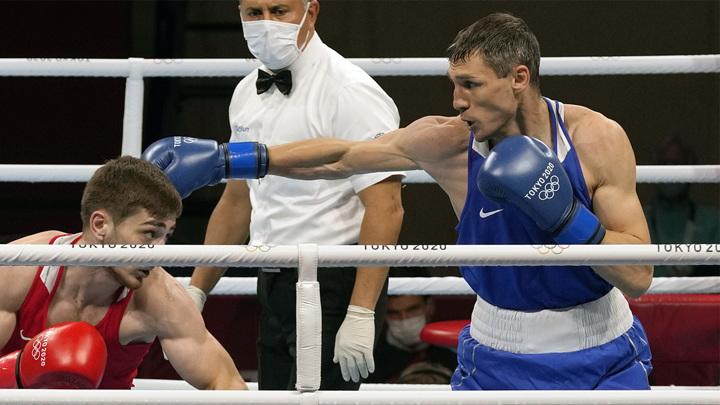 Боксер Замковой – бронзовый призер Олимпиады в Токио