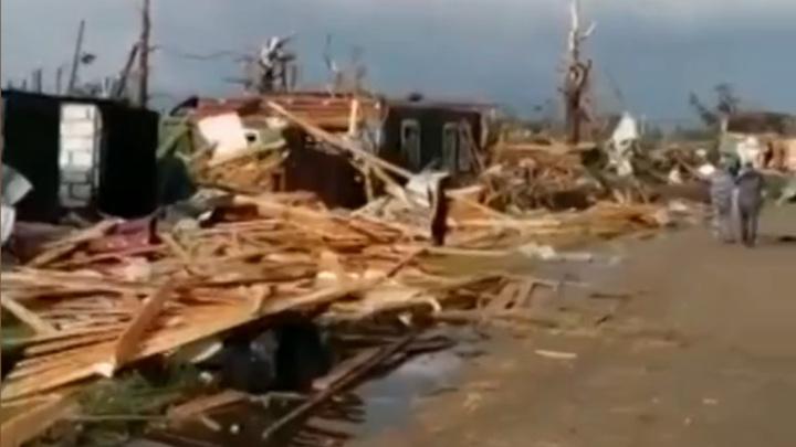 Ураган в Тверской области унес жизни троих человек