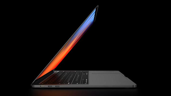 """Утечка: у ноутбуков Apple появится """"челка"""""""
