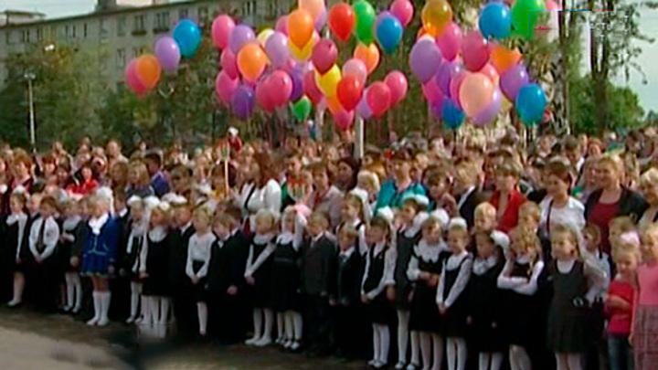 Петербургские власти разрешили провести торжественные линейки 1 сентября