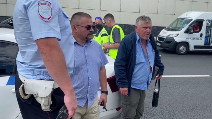 Названа вероятная причина столкновения автобуса и КамАЗа в Москве