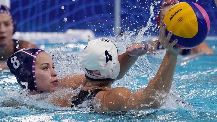 Водное поло. Россиянки сыграют за олимпийскую бронзу