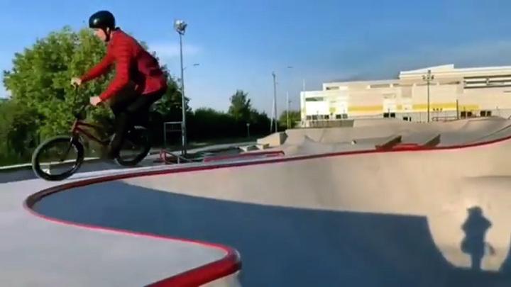 В Иванове открывается большой скейт-парк для любителей экстремальных видов спорта