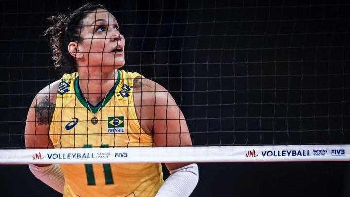 Волейболистка Бразилии попалась на допинге после матча с россиянками