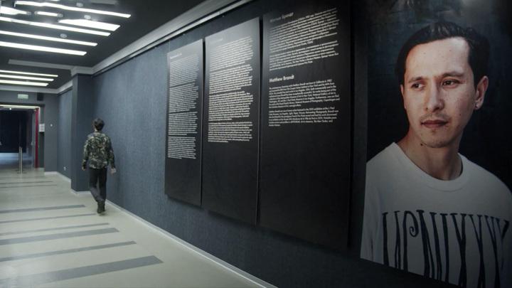 Первая в России выставка американского фотографа Мэттью Брандта открылась в Санкт-Петербурге