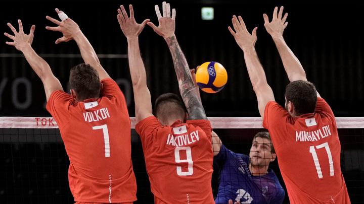 Волейбол. Россияне проиграли Польше на Евро-2021