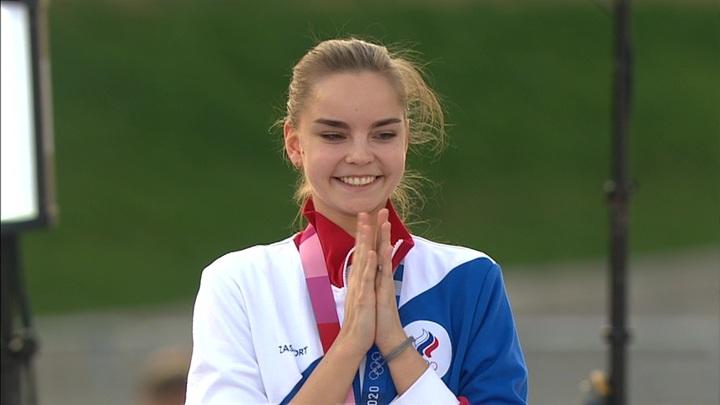 Дина Аверина: я довольна своим выступлением на чемпионате мира