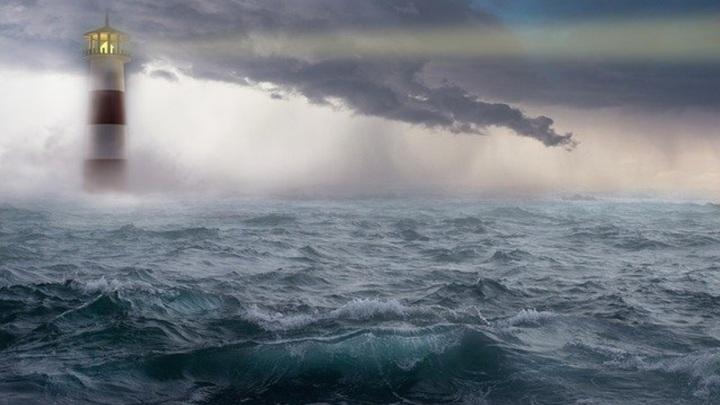 В Черном море около Крыма произошло землетрясение