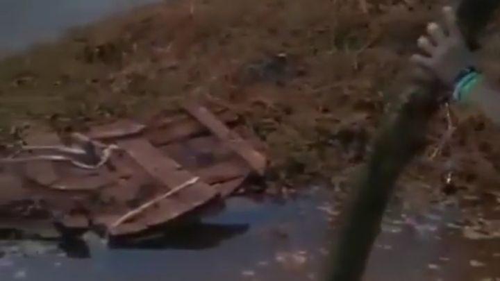 В Тульской области ребенок провалился в яму на месте проведения коммунальных работ