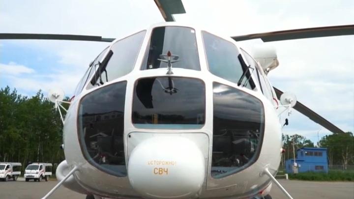 Командир упавшего Ми-8 был опытным военным летчиком