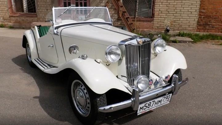 Morris Garages TD: британский ретромобиль, покоривший Америку