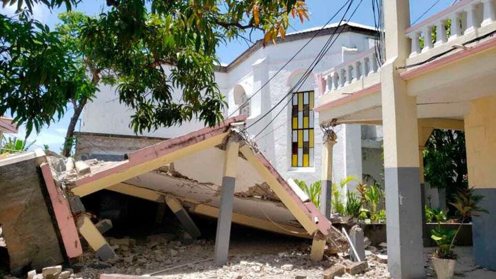 В Гаити вводится режим ЧП