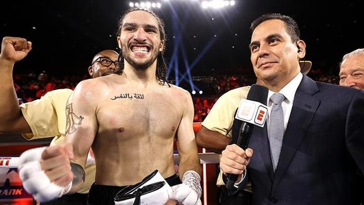 Внук Мохаммеда Али дебютировал в боксе с победы нокаутом