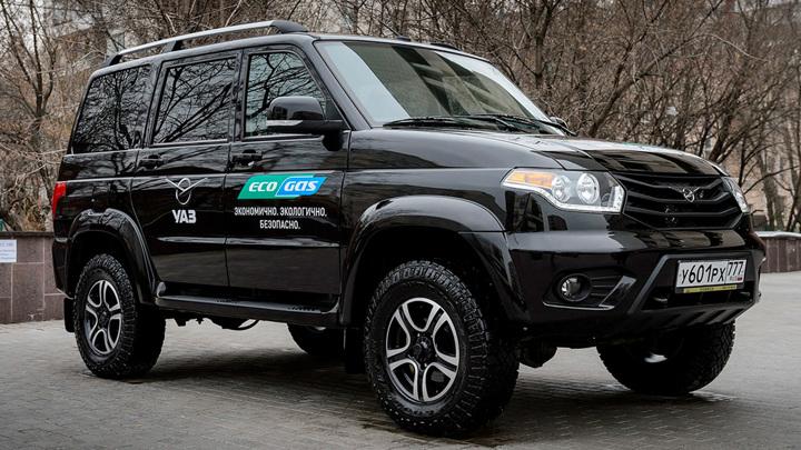 """Русский Land Cruiser Prado? Новая модель """"УАЗ"""" появится в сентябре"""