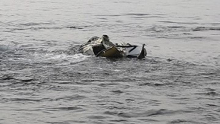 Поиски затонувшего в Самаре катера закончены, один из пассажиров не найден