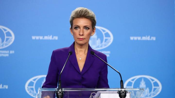 Захарова: заявление Турции о выборах в Крыму не оставят без внимания