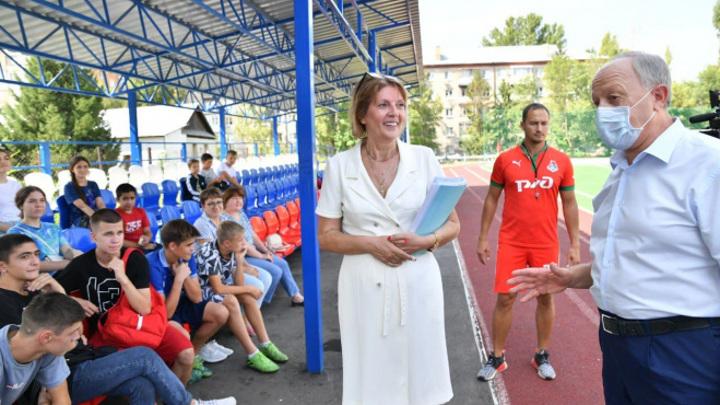 Радаев оценил готовность саратовских школ к новому учебному году