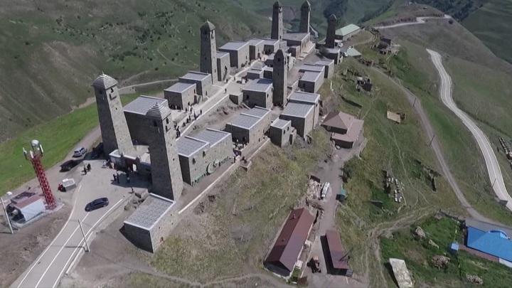 Шаройский культурно-исторический комплекс открылся после реставрации