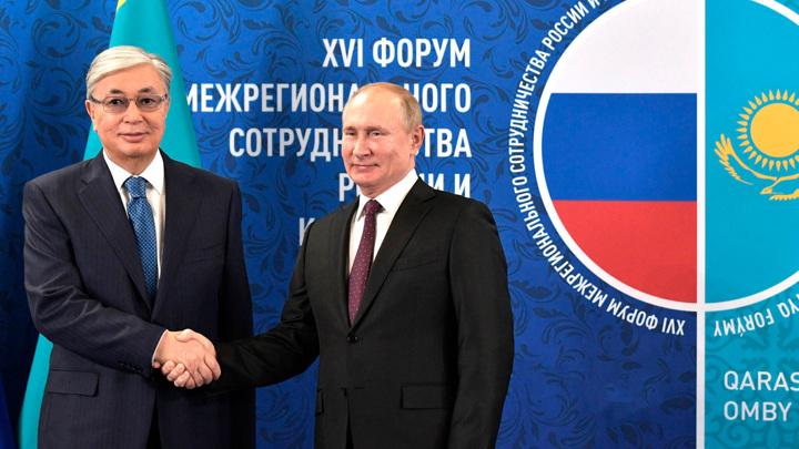 Путин встретится с Токаевым и посетит Нижегородскую область