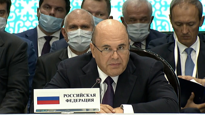 Мишустин: выпуск российской вакцины налажен в Казахстане, Белоруссии и Узбекистане