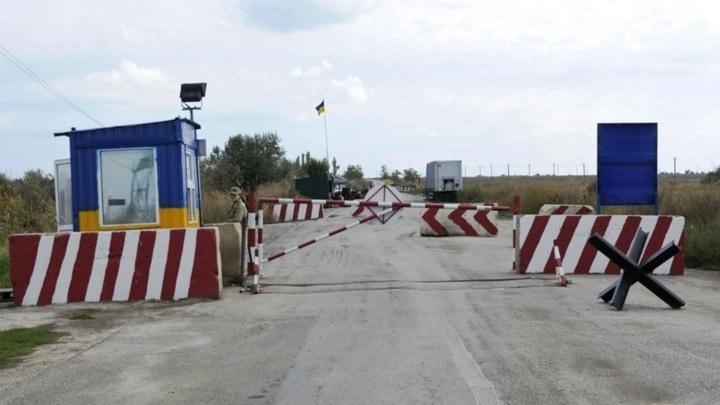 Украина закрыла въезд машинам с приднестровскими номерами