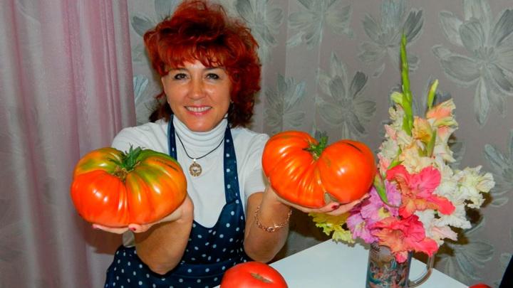 Lada Granta за помидор