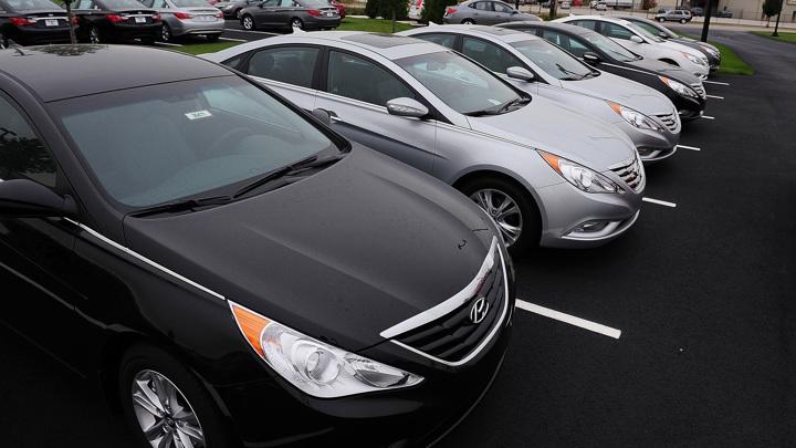 Hyundai поставит на паузу производство в Санкт-Петербурге