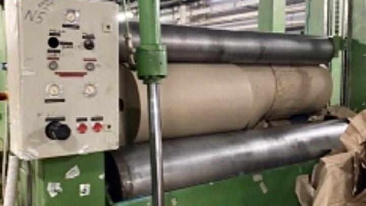 В Тольятти на бумажной фабрике юноша погиб, попав в продольно-резательный станок
