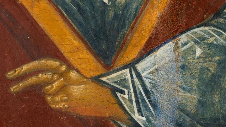 Неизвестную ранее икону представит Музей имени Андрея Рублёва