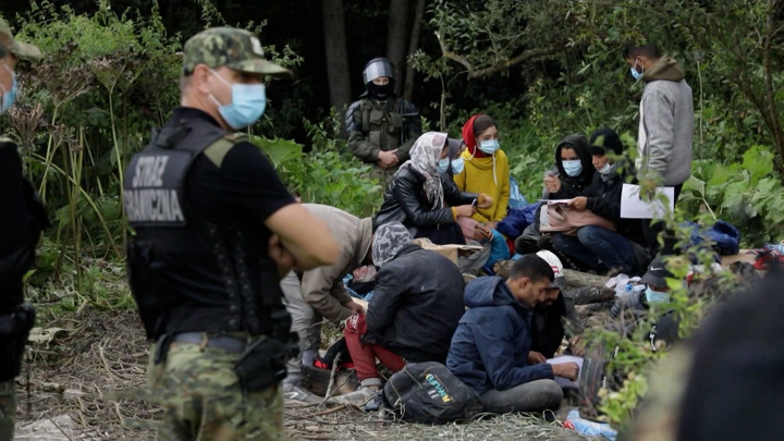 Белоруссия обвинила Запад в попытках выдворить к ним террористов