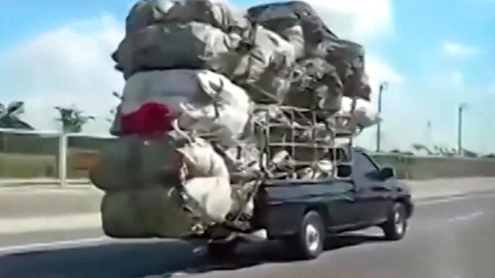 Не дрова везете: как не перегрузить легковой автомобиль
