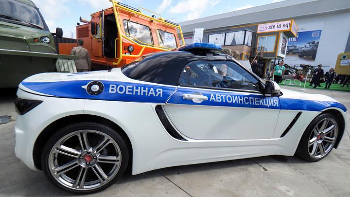 "От внедорожника до родстера: все автоновинки форума ""Армия-2021"""