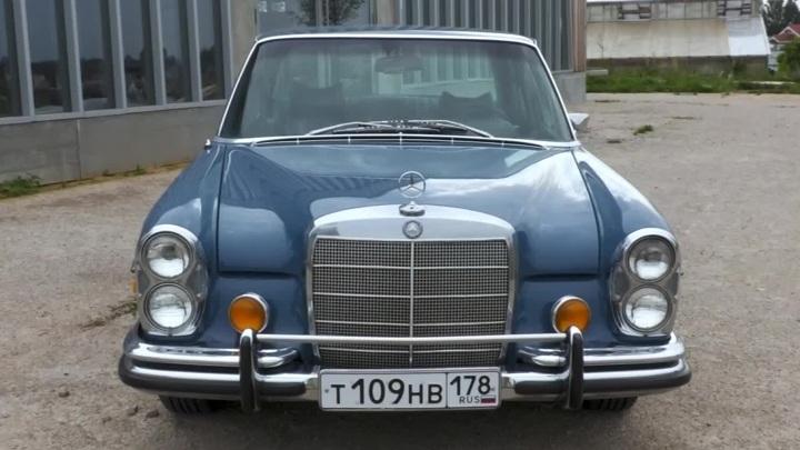 Настоящий красавец: Mercedes, который Брак только улучшил