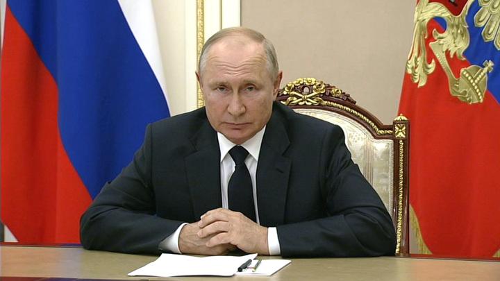 Владимир Путин проведет заседание Совета по физкультуре и спорту
