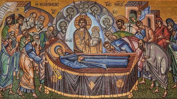 Православная церковь отмечает Успение Пресвятой Богородицы