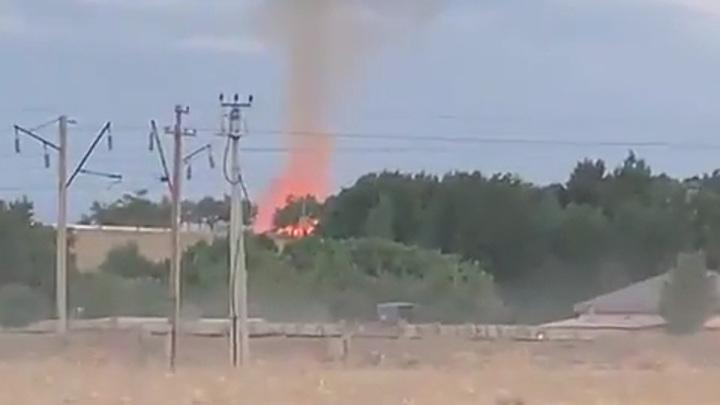В Казахстане прогремел еще один взрыв