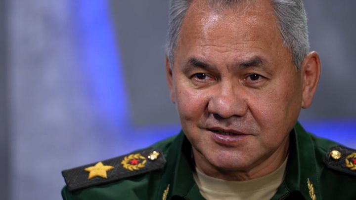 Министр обороны России Сергей Шойгу прибыл в Душанбе