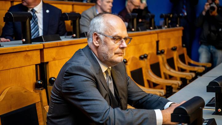 Президентом Эстонии стал директор Национального музея